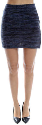 Thakoon Denim Knit Skirt