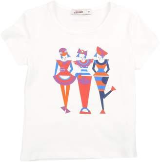 Junior Gaultier T-shirts - Item 37994240TA