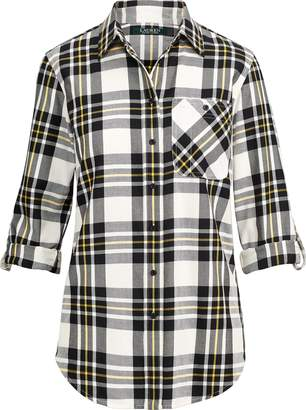 Ralph Lauren Plaid Twill Shirt