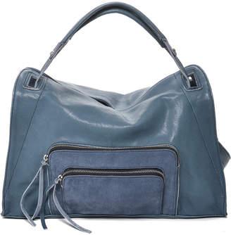Carla Mancini Soft Leather Satchel