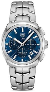Tag Heuer Link Chronograph, 42mm