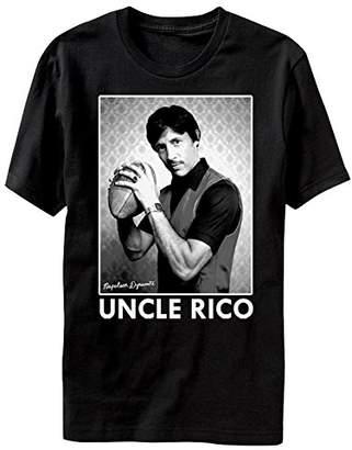 Dynamite Napoleon Men's Uncle Rico Graphic T-Shirt