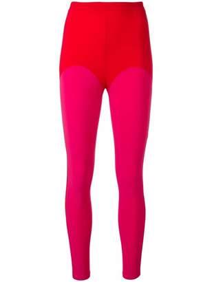 Couture Atu Body colour-block leggings