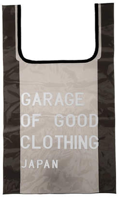 GARAGE OF GOOD CLOTHING ◎クリアーロゴ入りショッピングバッグ