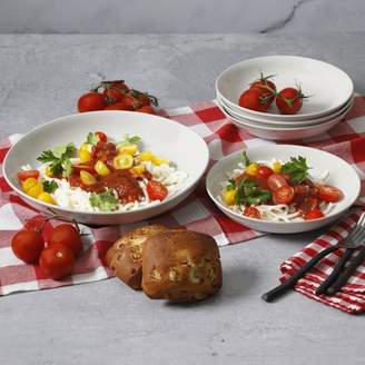 Gibson Home Everyday 5-Piece Pasta Serving Bowl Set