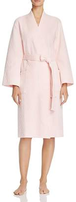 Natori Quilted Cotton-Blend Robe $140 thestylecure.com
