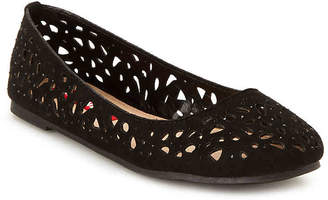 UNIONBAY Abby Toddler & Youth Ballet Flat - Girl's