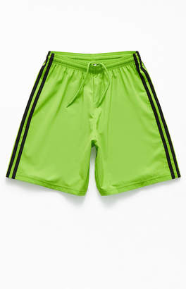 adidas Neon Green Condivo Active Shorts