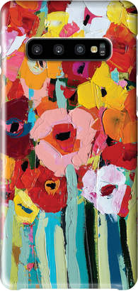 Samsung Our Artists' Collection Julie's Blooms Phone Case by Anna Blatman