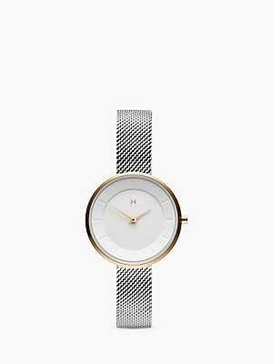 MVMT Women's Mod Mesh Bracelet Strap Watch