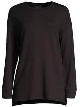 Saks Fifth Avenue Hattie Long-Sleeve Top