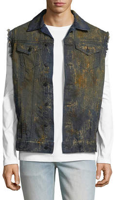 Robin's Jean Robins Jean Pocket Denim Vest