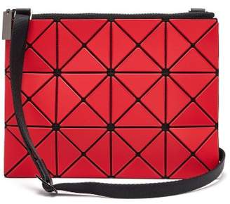 Bao Bao Issey Miyake Lucent Cross Body Pouch - Womens - Red