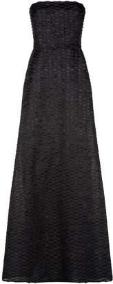 Akris Cotton Organza Gown