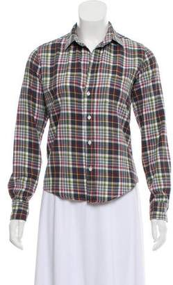 Frank And Eileen Plaid Button-Up