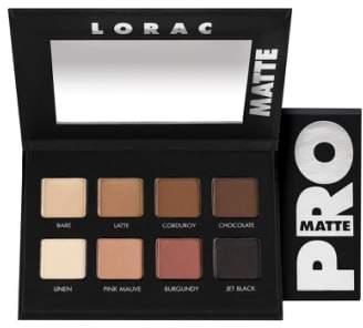LORAC 'PRO' Matte Eyeshadow Palette
