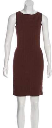 Gucci Knit Sheath Dress