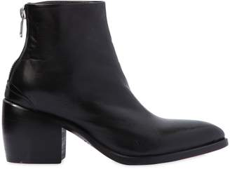 Rocco P. 50mm Leather Ankle Boots