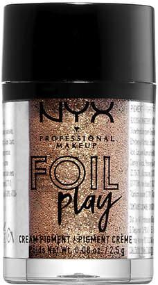NYX Foil Play Cream Pigment Eyeshadow (Various Shades) - Dagger