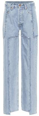 x Levi's® high-rise wide-leg jeans