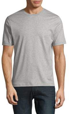 Saks Fifth Avenue Crewneck Cotton Tee
