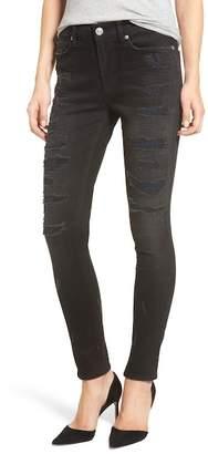 Hudson Jeans Nico Mid Rise Super Skinny Jeans