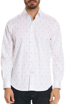 Robert Graham Mack Paisley Classic Fit Button-Down Shirt