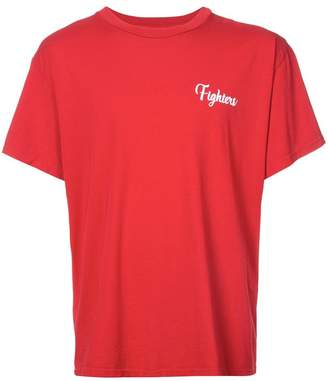 Amiri Fighters T-shirt