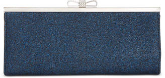 INC International Concepts I.n.c. Carolyn Glitter Clutch
