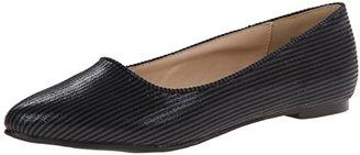 Annie Shoes Women's Poppy Flat $59.95 thestylecure.com