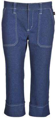 Chloé Chloe' Jeans Crop