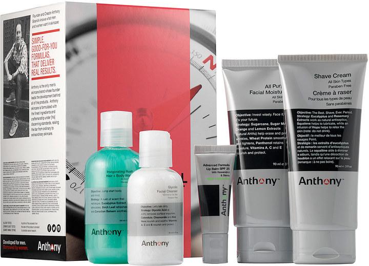 Anthony Logistics For MenAnthony The Essential Traveler Kit