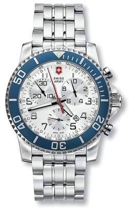 Victorinox Men's Maverick Swiss Quartz Watch, 43mm