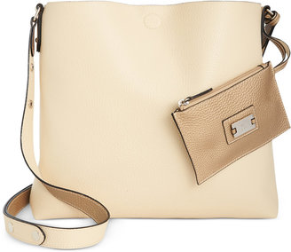 Style & Co Clean Cut Reversible Crossbody, Only at Macy's $78.50 thestylecure.com