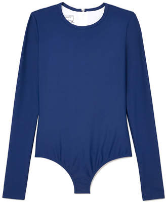 Cover Long-Sleeved Swimsuit