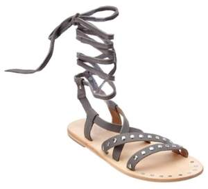 Charles by Charles David Steeler Flat Lace-Up Sandals Women's Shoes