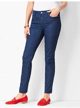 Talbots Slim Ankle Jeans - Dot