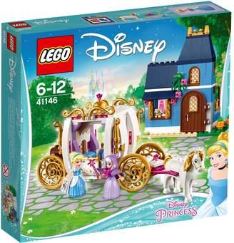 Lego Cinderellas Enchanted Evening