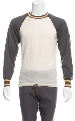 Missoni Cashmere Crew Neck Sweater