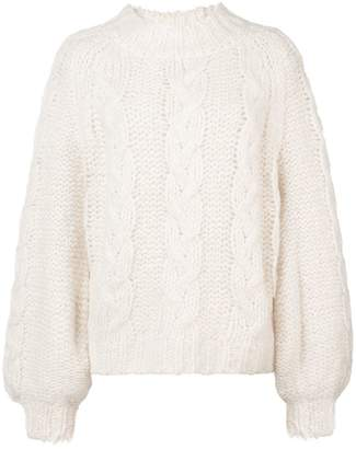 Anine Bing Ali sweater
