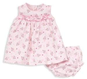 Kissy Kissy Baby's Ice Cream Dress& Diaper Cover Set