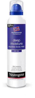 Norwegian Formula Deep Moisture Express Body Mist