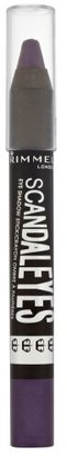 Rimmel Scandaleyes Shadow Stick, Paranoid Purple, 0.11 Fluid Ounce $4.99 thestylecure.com