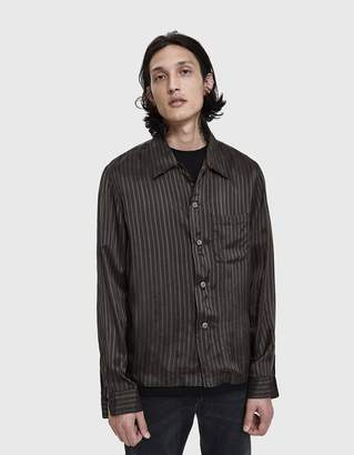 Our Legacy Evening Shirt in Brown