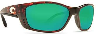 Costa del Mar Fisch Polarized Iridium Oval Sunglasses