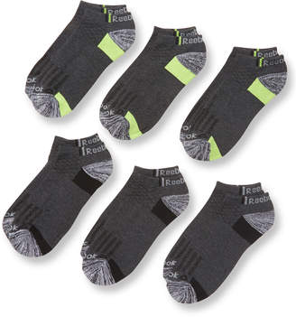 Reebok Knit Low Cut Socks (6 Pack)