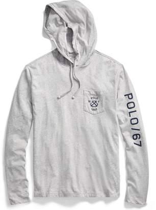 Ralph Lauren Classic Fit Hooded T-Shirt