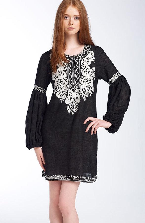 Joie 'Jaslene' Embroidered Tunic Dress
