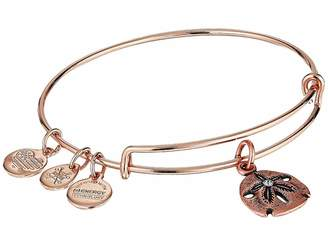 Alex and Ani Sand Dollar III Bangle