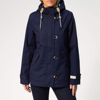 Joules Women's Coast Waterproof Jacket